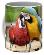 Love Parrotts Coffee Mug