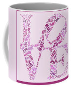 Love Quatro - Heart - S44b Coffee Mug