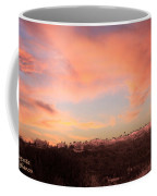 Love Sunset Coffee Mug
