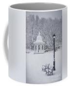 Love Through The Winter Coffee Mug