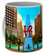 Love Town Coffee Mug
