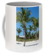 Lovely Beach On Key West East Side Coffee Mug