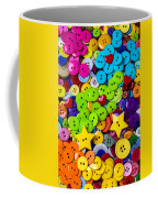 Lovely Buttons Coffee Mug