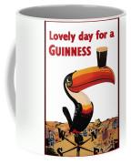 Lovely Day For A Guinness Coffee Mug