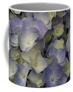 Lovely In Blue And White - Hydrangea Coffee Mug