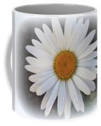 Lovely In White - Daisy Coffee Mug