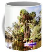Lovely Kayaker Coffee Mug