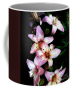 Lovely Lilies Coffee Mug