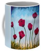 Lovely Poppies Coffee Mug