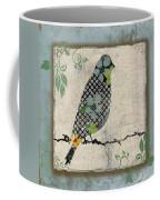 Lovely Song Bird-a Coffee Mug