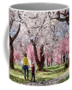 Lovely Spring Day For A Walk Coffee Mug