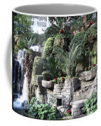 Lovely View Inside The Opryland Hotel In Nashville Tennessee 2009 Coffee Mug