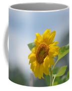 Lovely Yellow Sunflower Coffee Mug