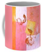 Lovers Dance 2 In Sienna And Pink  Coffee Mug