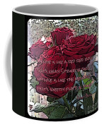 Lover's Roses Coffee Mug