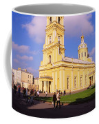 Low Angle View Of A Cathedral, Peter Coffee Mug