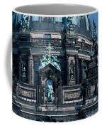 Low Angle View Of A Church, Berliner Coffee Mug