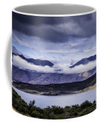 Low Hanging Clouds Coffee Mug