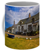 Low Newton By The Sea Coffee Mug by Louise Heusinkveld