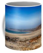 Low Tide At Sennen Cove Coffee Mug
