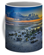 Low Tide On The Bay Coffee Mug by Marvin Spates