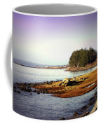 Low Tide Revelations Coffee Mug