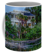 Lowcountry Home On The Wando River Coffee Mug