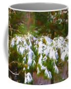 Lowcountry Snow Coffee Mug