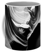 Lower Antelope Canyon Shrub Coffee Mug