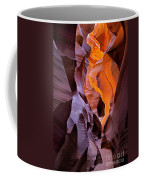 Lower Antelope Glow Coffee Mug