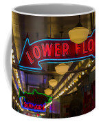 Lower Floor And Salmon Coffee Mug