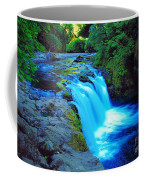 Lower Punchbowl Falls Coffee Mug