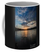 Lower Sunset Lake Coffee Mug