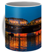 Lower Trenton Bridge Coffee Mug