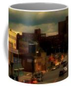 Lowering Clouds Coffee Mug