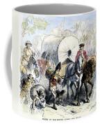 Loyalists & British, 1778 Coffee Mug
