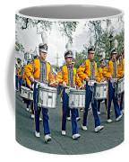 Lsu Marching Band Coffee Mug by Steve Harrington