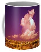 Lubriano, Italy, Infrared Photo Coffee Mug