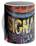 Lubricant Picking Coffee Mug