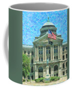 Lucas County Court House Coffee Mug