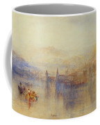 Lucerne From The Lake Coffee Mug