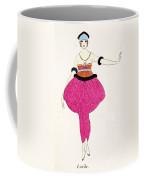Lucile - Design For A Dress Coffee Mug