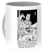 Luckily, The Industrial-strength Earplugs Coffee Mug