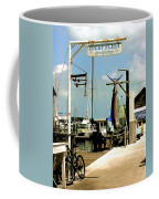 Lucky Fleet Key West  Coffee Mug