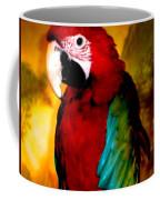 Lucky Look Bird Coffee Mug
