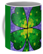 Lucky One Coffee Mug by Sharon Cummings