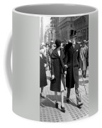 Lucky Strike Smokers Parade Coffee Mug