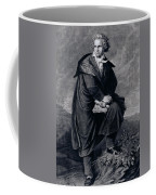 Ludwig Van Beethoven , German Composer Coffee Mug