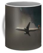 Lufthansa A320 Airbus Coffee Mug