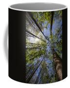Lumberjack Heaven Coffee Mug